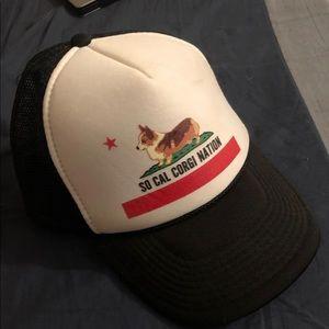 SoCal Corgi Nation Hat